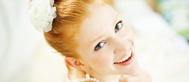 How to decide on hair and makeup for your wedding