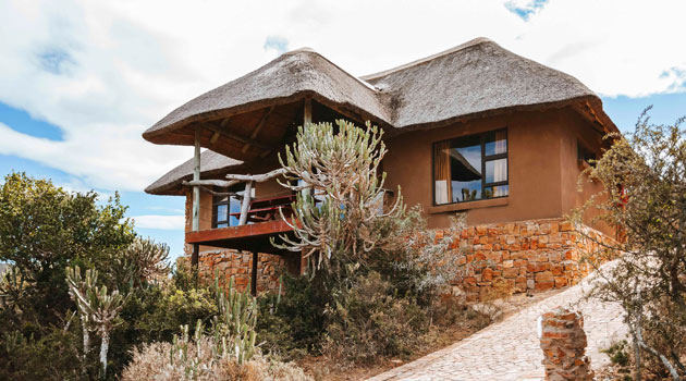 HUNTSHOEK LODGE