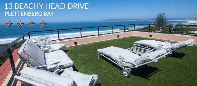 13 BEACHY HEAD DRIVE, SELF CATERING PLETTENBERG BAY