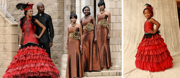 Shifting Sands African Couture Businesses In South Africa