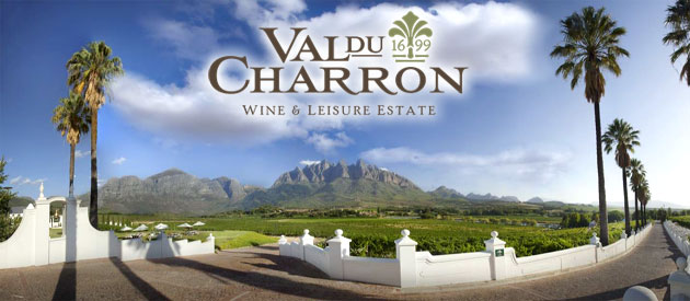 VAL DU CHARRON WINE & LEISURE ESTATE, WELLINGTON