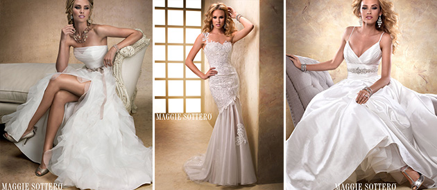 BRIDE-ZILLA - WEDDING DRESSES