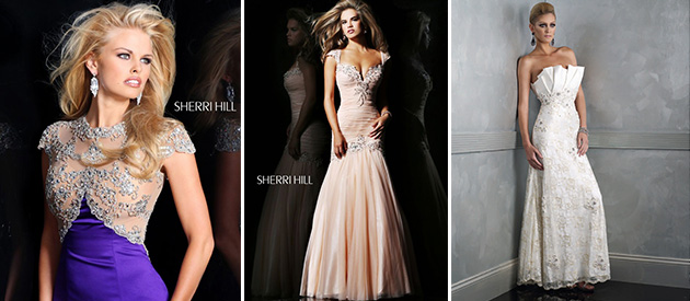 BRIDE-ZILLA - WEDDING DRESSES