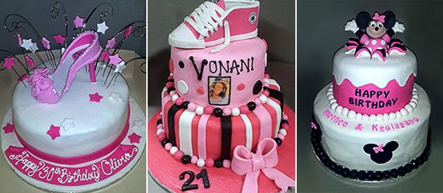 Belem Birthday Cakes Pretoria
