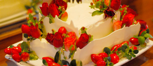 Wedding Cakes in South Africa